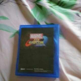 Ps4 Playstation Mvc Infinite, Marvel Vs Capcom