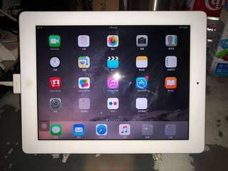 iPad 3 (New iPad) 16GB WiFi - White 白色 with Magnetic Flip Cover (Sold)