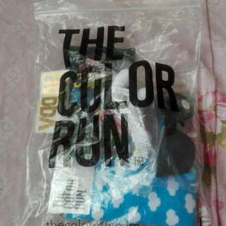 The Color Run merchandise