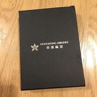 香港航空護照套 HK Airline passport holder