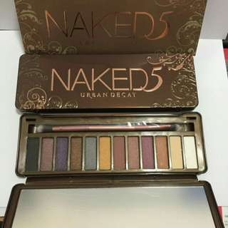 Naked5 Urban Decay