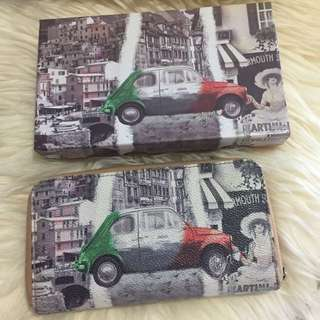 Y Not Collections - Vintage Wallet - Made in Italy
