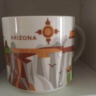 Starbucks Mug - Arizona