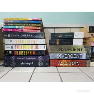 Assorted books part 2