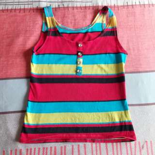 Colourful Top :)