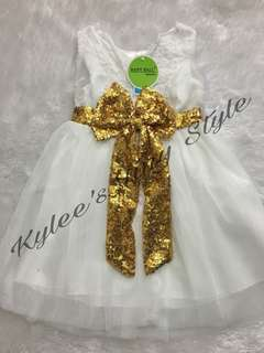 Gown for baby