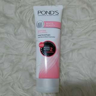 [Beli/Barter] Ponds White Beauty Daily Facial Foam