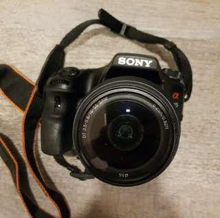 Sony DSLR a65 camera 📷