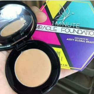 1MINUTE MIRACLE FOUNDATION