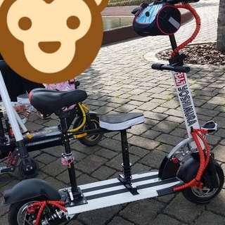 Escooter 48v 21ah 800w