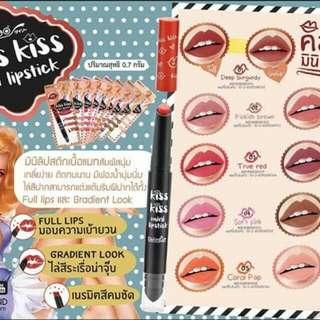 Daiso Kiss Kiss Mini Lipstick