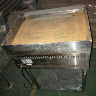 Stainless steel griller (2x2ft)