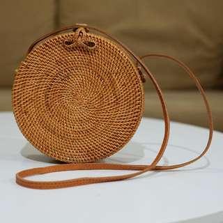Classic Rattan Bag (15CM)