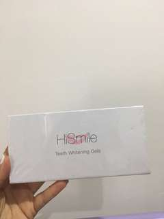 Hi smile teeth whitening gels