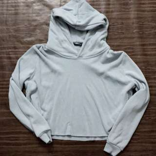 Brandy Melville Lennon hoodie (Babyblue)