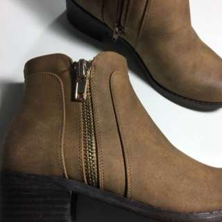 Ankle Boots - NEW
