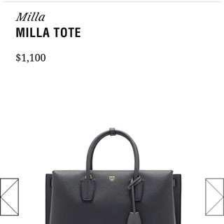 MCM Milla - Large (original price at $975)