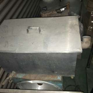 Sink grease trap
