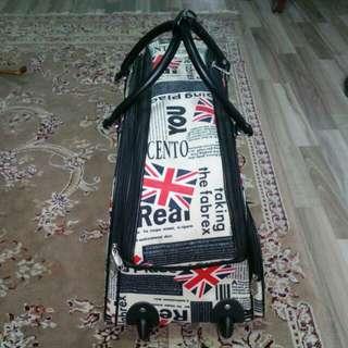 UK Trolley bag for travel
