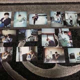 Seventeen kihno photocard