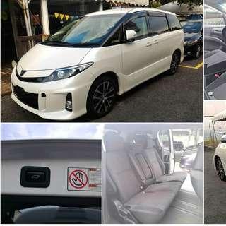 Toyota Estima Aeras S Premium 8 Luxury Seater