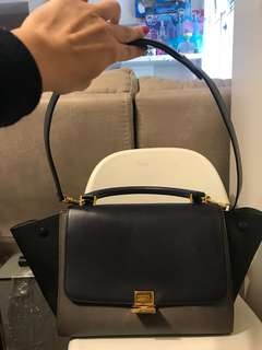 Celine trapeze multi color