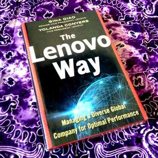 Gina Qiao & Yolanda Conyers - The Lenovo Way