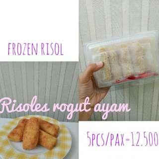 frozen risoles rogut ayam