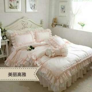 (PO) Korea Bedsheets Set