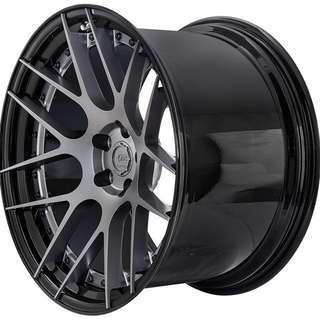 """20"""" Bc forged with tires"""