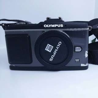 Olympus E-P2 body only