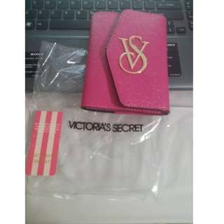 VS pink passport cover at $18 (CNY sales)