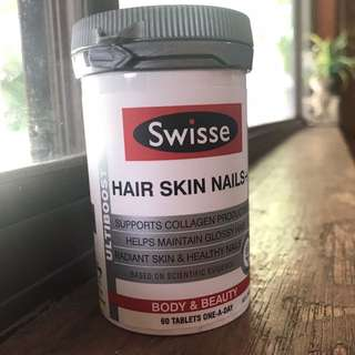 Swisse Hair, Skin & Nails+