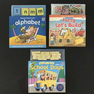 Tot That! Young Learner Activity Fun Books
