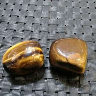 Tumbled Tigers Eye (price per piece)