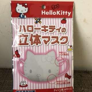 日本直送🇯🇵hello kitty 口罩