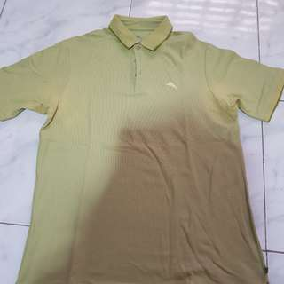 Authentic Tommy Bahama Light Green Collared Shirt