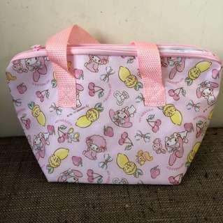 日本直送🇯🇵Melody飯盒袋 保溫保冷袋