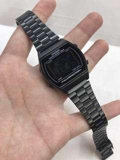 Original Casio Vintage Watch (Black Edition)
