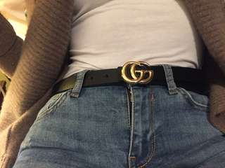 Gucci women's belt