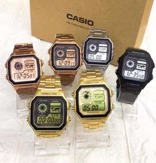 Original Casio Vintage Watch (Original)