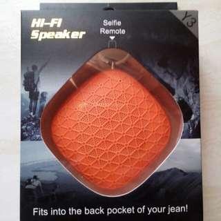 Y3 Bluetooth Speaker