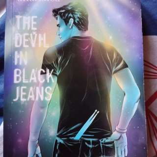 The Devil in Black Jeans - Alia Zalea