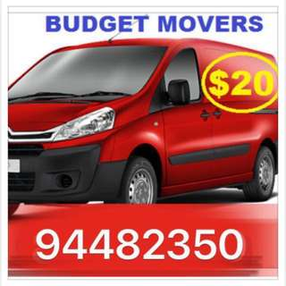 BUDGET MOVER