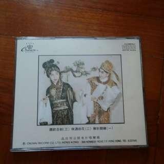 紫釵記cd碟日本做
