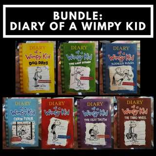 Bundle: Diary of a Wimpy Kid