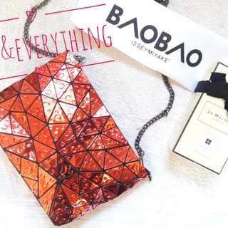 Raindrop baobao sling bag
