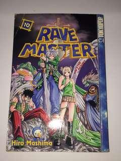 Rave Master - vol 10