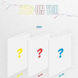 [Unsealed Pre-Order] GOT7 - Eyes On You (Mini Album)