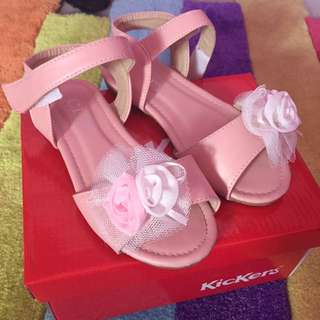 Sandal in Rose Pink